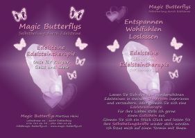 Company Flyer For A Customer From Switzerland by Magic-Komplex