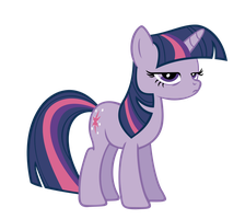 Twilight Sparkle - That was Pointless by GeoNine
