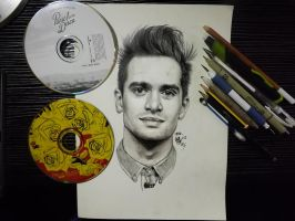 Brendon Urie by Williaaaaaam