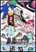sonamy: v a n s  and  n i k e by kartasmita