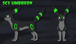 Umbreon Sona Ref by racingwolf