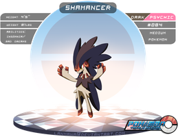 #084: Shamancer by Lanmana