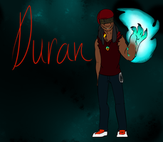 OC Reference: Duran by BullSwag