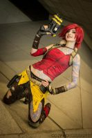 Borderlands 2 - Lilith the Firehawk - Otakon 2013 by ByndoGehk