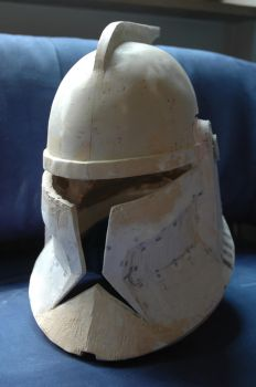 Clonetrooper Helmet - Bondo (2/x) by Techxu