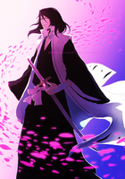 -SPOILER- Byakuya by nominee84