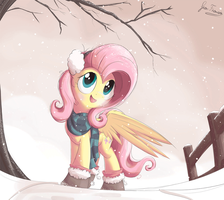 Fluttery Walk by Bugplayer