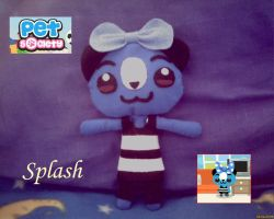Pet Society - Splash by collarander