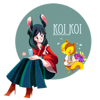 koi koi by hyamei
