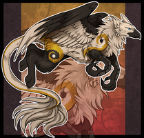 Griffin by MapleSpyder
