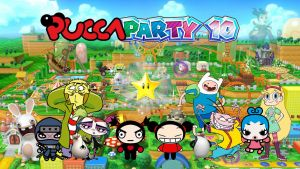 Pucca Party 10 by rabbidlover01