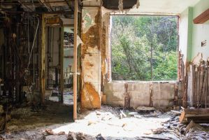 Abandon Hospital 6 by Captain-Wally