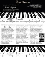 classic music flyer by art176