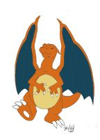 Charizard TF 7 by Threehorn