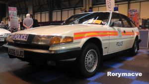 1983 Rover SD1 by The-Transport-Guild