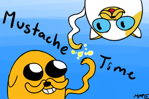 Mustache Time V2 by MultiFlavorPsycho