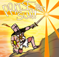 Praise the Sun by Gamers-Anonymous