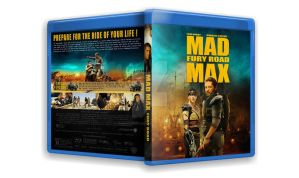 Mad Max - Fury Road Cover case preview by JamshedTreasurywala