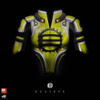 Armor Eclipse by RyanRoos