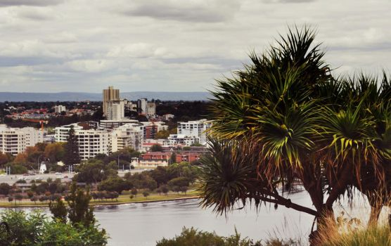 Perth city by nagomi09