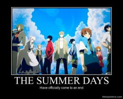Kagerou Project Demot. - Summertime Record by XxCelestialWolfxX