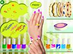 Katie Nail Makeover Games by kute89