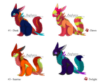 Aephaera Adopts - 3 Points - Adopted by Feralx1