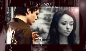 This is war. This is love. by bangeluslove