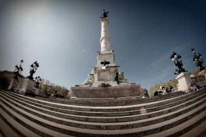 Colonne des Girondins by AuroraxCore