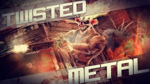 Twisted Metal Wallpaper by briorey