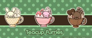 Teacup Furries by chibianimeelf