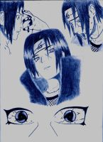 Uchiha Tragedy by eevet