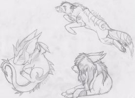 Prize sketches by Angel-from-hell777