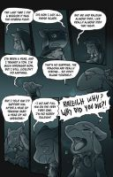 BBROSPIKE: Lost Time p18 by TeaDino