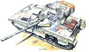 idf tank mk 1 by guy191184
