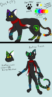 Sona Reference sheet by gamerman14