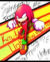 Classic Knuckles Unknown from M.E by Zubwayori