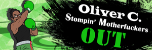 Oliver Campbell enters the ring! by Iron-Zing