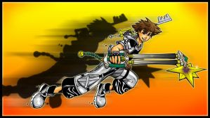 Sora Final Form by Godsartist
