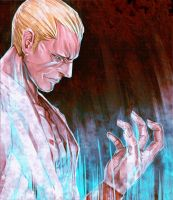 Geese Howard by luckfield