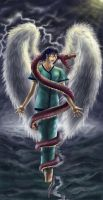 Esclapius medical Angel by bandro
