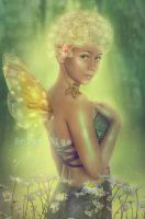 Alexandra The Little Fairy by brietolga