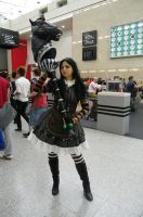 MCM Expo May 2012 - Steampunk Alice by canineshadowlover