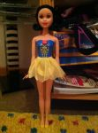 My new Snow White Doll by SweetHea