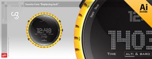 Suunto Core by cgink