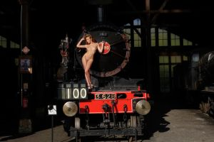 Katia locomotive de charme by louisdemirabert