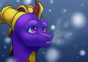 first snow by aacrell