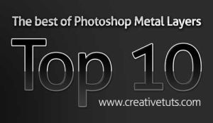 PS Top 10 Metal Layer Styles by Grasycho