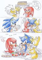 Happy B-Day Sonic ! by AR-ameth