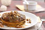 Pancakes with dulce de leche by kupenska